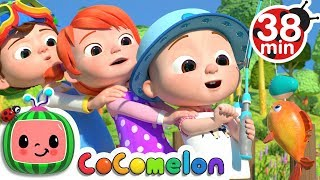 Download 12345 Once I Caught A Fish Alive! 2 + More Nursery Rhymes & Kids Songs - CoCoMelon Video