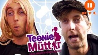 Download Teenie Mütter - Peggy & Joel wollen Kindergeld! Video