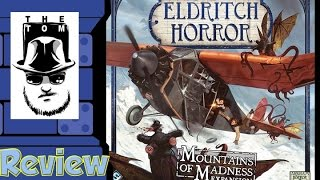 Download Eldritch Horror: Mountains of Madness Review - with Tom Vasel Video