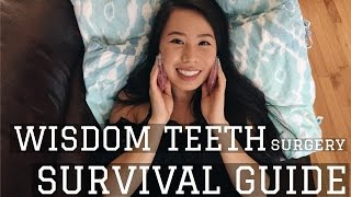 Download Wisdom Teeth Recovery Guide | Advice & Demos Video