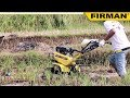 Download Mesin Bajak Mini ladang kering & basah | Traktor Mini | Tiller | Cultivator | FIRMAN FTL900H Video