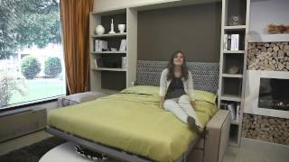 Download Milano Smart Living Presents WALL BED COLLECTION 2014 Video