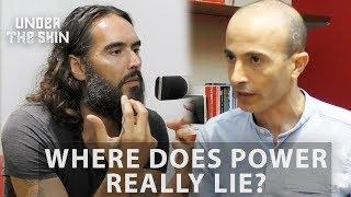 Download Who Really Runs The World? - Russell Brand & Yuval Noah Harari Video