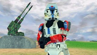 Download Star Wars Battlefront 2 Mods - Designated Days - All Battle Crisis Gameplay Video