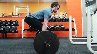 Download How To Prevent Lower Back Rounding In The Deadlift Video