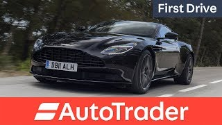 Download Aston Martin DB11 2018 first drive review Video