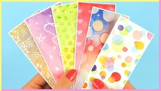 Download DIY: Bookmarks & Watercolor Techniques for Beginners Part 2 | Watercolor DIY | How To Make Bookmarks Video