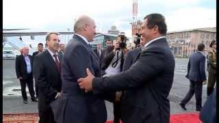 Download PRESIDENT OF THE REPUBLIC OF BELARUS ALEXANDER LUKASHENKO HAS ARRIVED IN ARMENIA Video