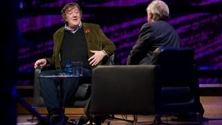 Download Stephen Fry & friends on the life, loves and hates of Christopher Hitchens - IQ2 talks Video