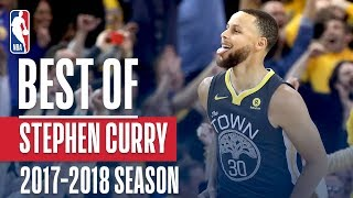 Download Stephen Curry's Best Plays of the 2017-2018 NBA Season! Video