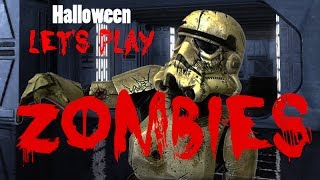 Download Let's Play - Star Wars Battlefront 2 ZOMBIES (Halloween Special) Video