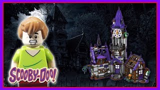 Download Brinquedo Scooby-Doo Mansão Misteriosa | Lego Scooby Doo Stop Motion Animation Video