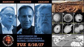Download The Great Debate - Joe Rogan, Graham Hancock, Randall Carlson & Michael Shermer - JRE #961 Video