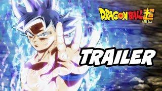 Download Dragon Ball Super Movie Trailer - Ultra Instinct Goku vs Saiyan God Theory Explained Video