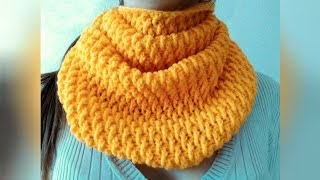 Download Шарф крючком, для начинающих. How to crochet a scarf Video
