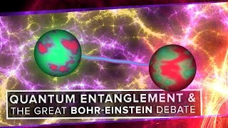 Download Quantum Entanglement and the Great Bohr-Einstein Debate | Space Time | PBS Digital Studios Video