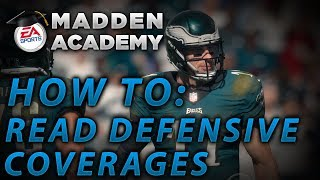 Download Madden 18 Tips and Tutorial | How To Read Defensive Coverages | Madden 18 Gameplay Video