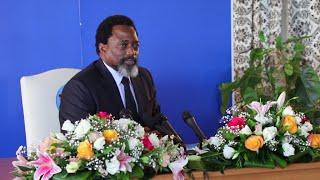 Download Joseph Kabila répond à la presse après 5 ans de silence Video