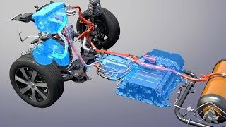 Download How Fuel Cell Vehicles Work – CES 2015 Video