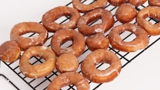 Download Homemade Glazed Donuts Recipe - Laura Vitale - Laura in the Kitchen Episode 600 Video