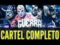 Download CARTEL AAA GUERRA DE TITANES 2017, PÉSIMO CARTEL DE LA CARAVANA ESTELAR Video
