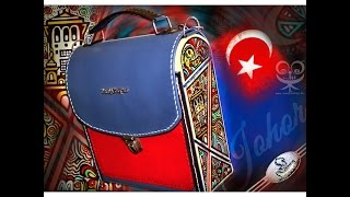Download The Making of Woother Series ″Johor Heritage″ Wood Art & Cow Leather Messenger Bag Video
