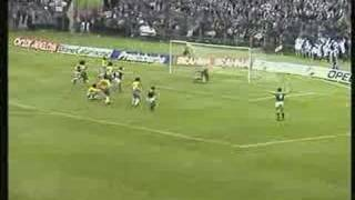 Download Liam Brady Goal Ireland-Brazil 1987 Soccer Football Video