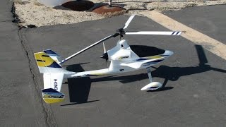 Download HobbyKing Super-G PNF Autogyro for RCGroups Video