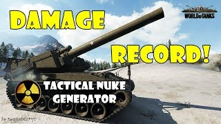 Download World of Tanks - PURE Gameplay | T92 HMC [ARTILLERY DAMAGE RECORD since 9.18 by bohneo] Video