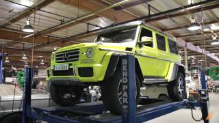 Download What's Underneath The Mercedes G500 4x4 Squared? Video