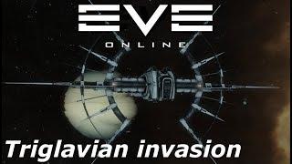 Download EVE Online - Trig patrol busting Video