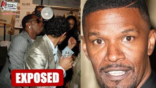 Download Jamie Foxx Opens Up About His Experience At Diddy's Private Party?!?! Video