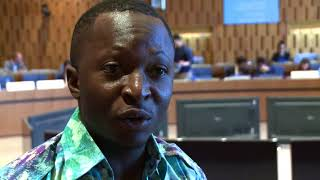 Download Moctar Dembele, UNESCO Youth Forum Video