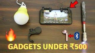 Download Unique Gadgets Under Rs500 | Part 6 | Tech Unboxing 🔥 Video
