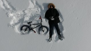 Download Surviving the New York Winter: BMX Video