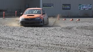 Download Rally School Pt. 2: Learning to Drive on the DirtFish Skidpad Video