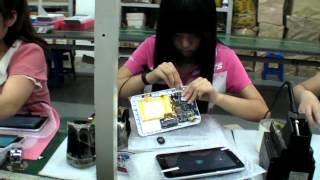 Download Assembling Android Tablet Factory Tour in China ( This is how your tablet is made ) Video