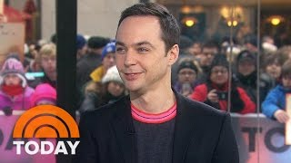 Download Jim Parsons: I Had A Hard Time Accepting My 'Hidden Figures' Role At First | TODAY Video