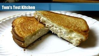 Download Tuna Melt Sandwich Video