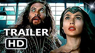 Download JUSTICE LEAGUE 4 Minutes Trailer (Comic Con Exclusive) Video