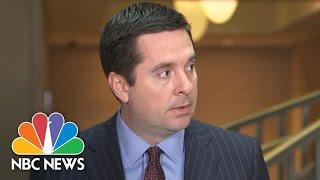 Download Devin Nunes: Trump Communications 'Incidentally' Collected By Intelligence Agencies | NBC News Video