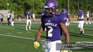 Download Hahnville vs. St. Augustine Highlights - 2019 Spring Game Video