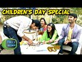 Download EXCLUSIVE - Swara & Sanskar Remember their Childhood Days - Children's Day Special Video