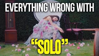 Download Everything Wrong With JENNIE - ″SOLO″ Video