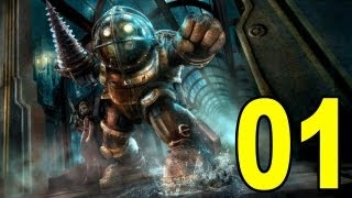 Download Bioshock - Part 1 - Welcome To Rapture (Let's Play/Playthrough/Walkthrough) Video