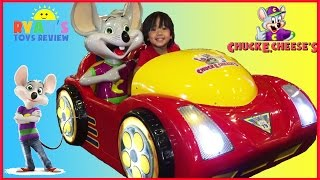 Download Chuck E Cheese Indoor Games and Activities for Kids Video