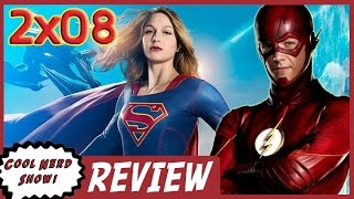 Download Supergirl Season 2 Episode 8 Review ″Medusa″ | Cool Nerd Show Video