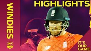 Download Pooran & Bairstow Tee Off In T20 Opener   Windies vs England 1st T20I 2019 - Highlights Video
