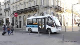 Download Bus à Bordeaux, France Video