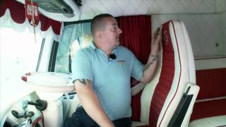 Download Volvo Trucks - UK Driver Wayne Connelly shows his Terminator truck - ″Welcome to my cab″ Video